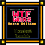 WTF Wars - Snake Edition A different snake game for GDevelop