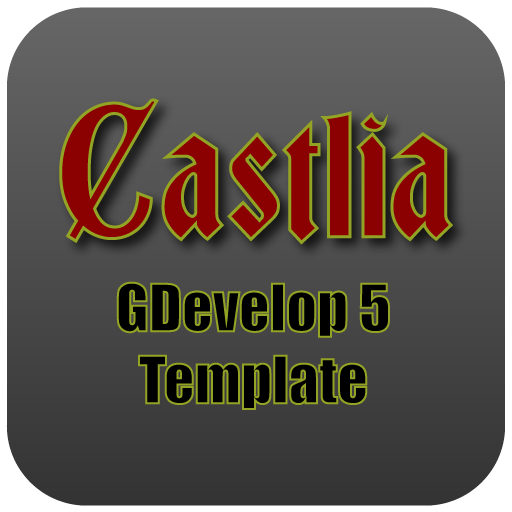Castlia The #1 template to create a vania like game in GDevelop 5