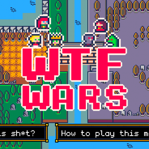 WTF Wars - Turn based template for GDevelop
